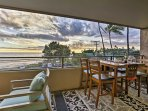 Take in the unobstructed ocean views from your private, 14-floor viewing area!