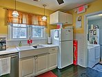 Prepare home-cooked meals with loved ones in the fully equipped kitchen.