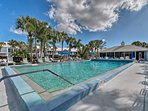 You'll even have access to a pristine community pool!