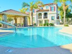 Enjoy a relaxing plunge to this nearby community pool!