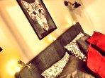 Chambre - Devine un rêve - Limoges - Bien-être - Détente - Spa privatif - Appartement