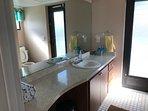 Bathroom 2 with walkin shower