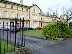 Luxury first floor apartment at central of Cheltenham, allocated parking at the front.