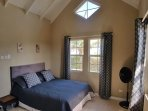 Comfortable master bedroom suite