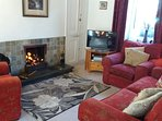 Welcome to Stybarrow Cottage : traditional fire, free WiFi, off road parking
