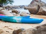 Villa Analaya Kamala Beach Phuket - Kayaks