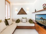 Villa Analaya Kamala Beach Phuket - TV Room