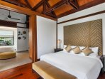 Villa Analaya Kamala Beach Phuket - Master Bedroom 1