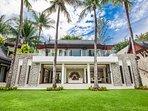 Villa Analaya Kamala Beach Phuket - Aerial View
