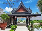Villa Analaya Kamala Beach Phuket - Entrance