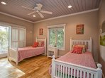 Cute room for the kids to sleep comfortably