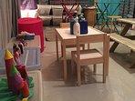 Salle ateliers manuels et créatifs pour enfants de 5 à 18 ans (à la carte et stages vacances)
