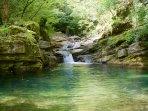 'Pozzo della Polda' sul torrente Randaragna