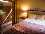 Luxury pillow top queen size bed