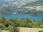 Lago di Suviana dista 15 Km dalla struttura