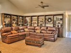 This 2,674-square-foot retreat is the perfect place for a family of 8 to escape their everyday worries!