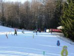 Children's Ski School Branik