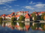 Maribor city centre