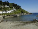 Picturesque Polperro, a short drive from Looe