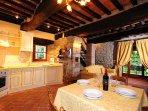 2 bedroom Apartment in Castelonchio, Umbria, Italy : ref 5537461