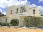 The Beachcomber Villa