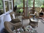 Waters Edge * Nottely Lake Screened Porch