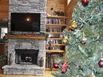 Waters Edge * Nottely Lake Gas Fireplace