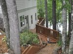 Waters Edge * Nottely Lake Sleeps 12 guests, Hot Tub, Fire
