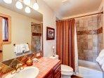 En-suite full bath