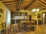 2 bedroom Apartment in Castelonchio, Umbria, Italy : ref 5537427