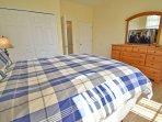 Bedroom 2 showing flatscreen TV