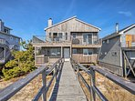 Delve into the beach life of Westhampton Dunes at this vacation rental home!