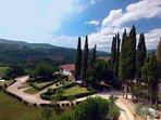 3 bedroom Apartment in Strada in Chianti, Tuscany, Italy : ref 5036351