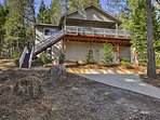 Get away from the hustle and bustle of the city and stay at this charming cabin in Arnold!