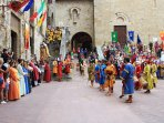 Enjoy the many traditional local festas held during the summer season