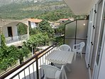 Balcony 2, Surface: 6 m²