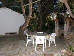 Terrace 2, Surface: 40 m²