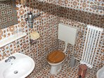 Double room - private bathroom - toilet and bidet