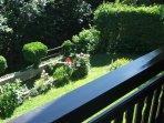 Double room - south balcony - garden view