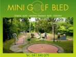 Mini Golf Course - 2.5 km from the house