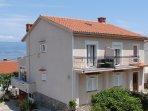 One bedroom apartment Vrbnik, Krk (A-5299-a)
