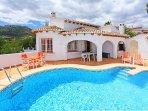 2 bedroom Villa in Pego, Valencia, Spain : ref 5044567