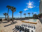 Plenty of cceanside fun to be had at the Breakers Paradise tower