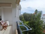 Balcony 2, Surface: 5 m²