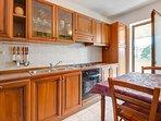 Kitchen, Surface: 10 m²