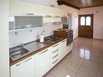 Kitchen, Surface: 8 m²