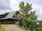 Blue View Mountain_Magnificent Views_Murphy,NC Vacation Cabin Re
