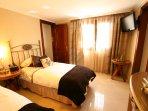Bedroom N. 4. Option : Twin beds