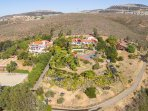 Aerial View North Facing Lots of Open Space Hiking, Horseback Riding & Mountain Biking Trails