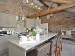 A kitchen that will bring out the chef in you